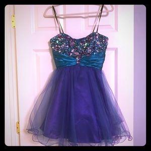 Prom Dress - deb- 5/6